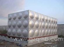 102m³不锈钢材质消防备用水箱