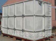 贵州乾荣环保—玻璃钢水箱