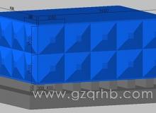 玻璃钢水箱拓扑图