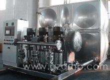 一体化水箱式管网叠压供水设备