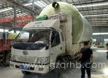 平塘县50m³玻璃钢化粪池