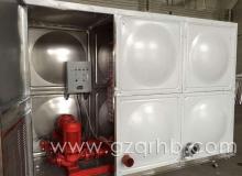 乾荣环保—箱泵一体化供水设备