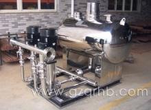 新都疾控中心实验楼——无负压供水设备