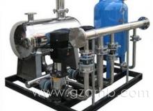 贵州大学科技学院——无负压供水设备